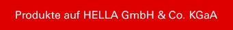 Produkte auf HELLA GmbH & Co. KGaA